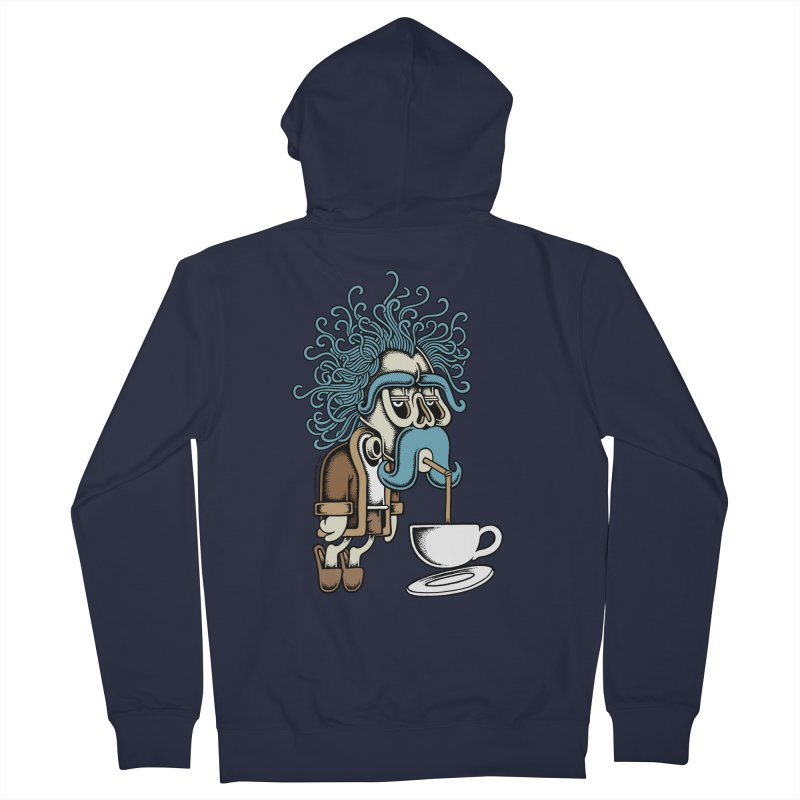 Monday Women's Zip-Up Hoody by cphposter's Artist Shop