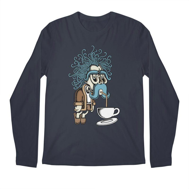 Monday Men's Longsleeve T-Shirt by cphposter's Artist Shop