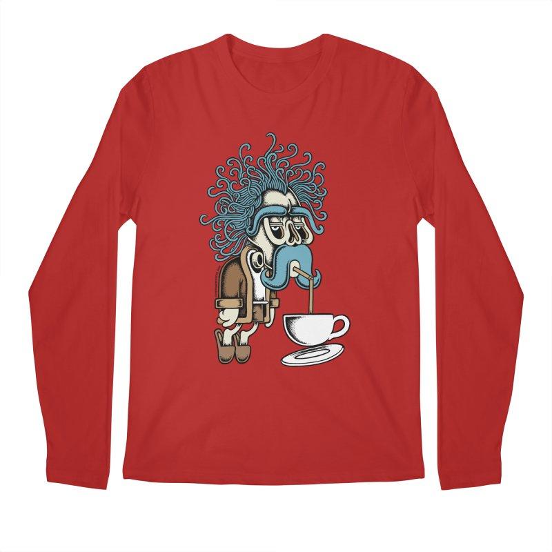 Monday Men's Longsleeve T-Shirt by cphposter's Artist Shop
