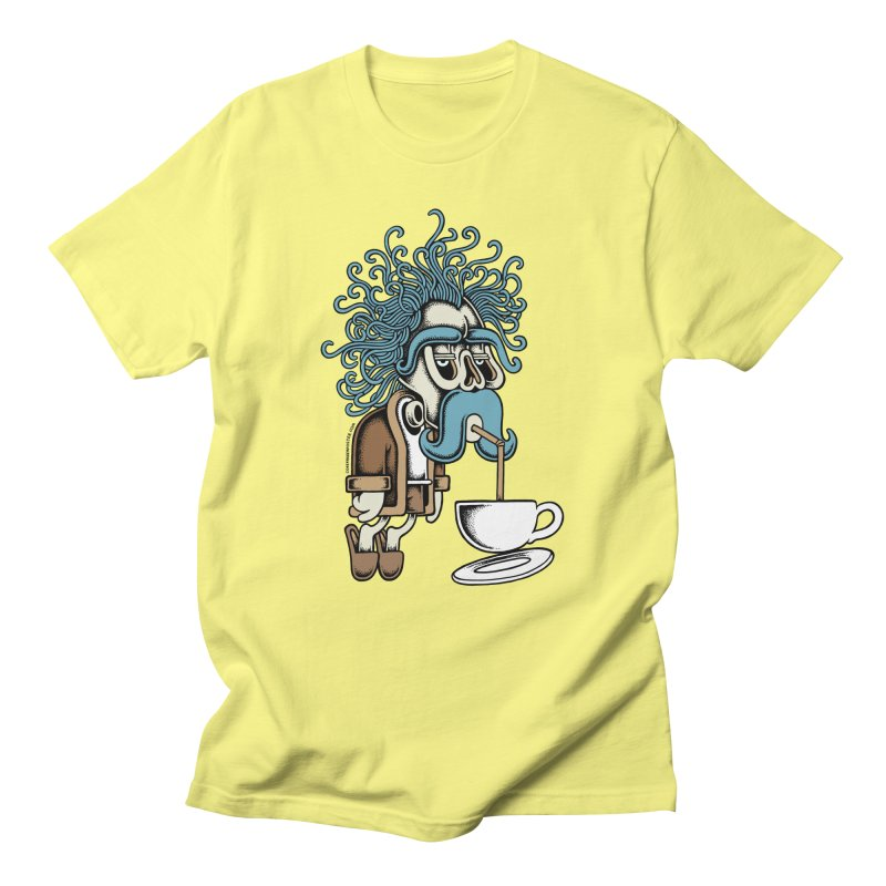 Monday Women's Unisex T-Shirt by cphposter's Artist Shop