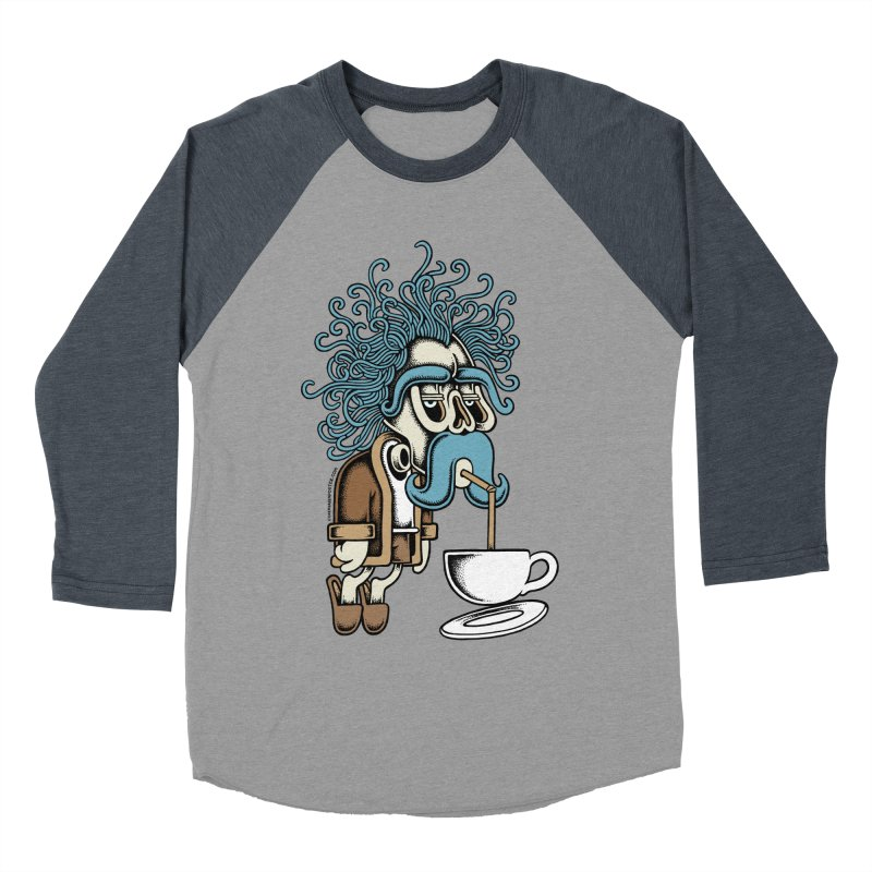 Monday Women's Baseball Triblend T-Shirt by cphposter's Artist Shop