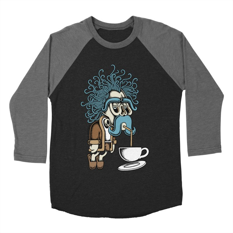 Monday Men's Baseball Triblend T-Shirt by cphposter's Artist Shop