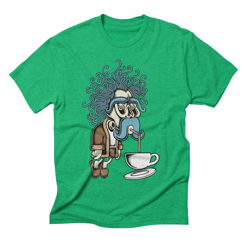 Monday Men's Triblend T-shirt by cphposter's Artist Shop