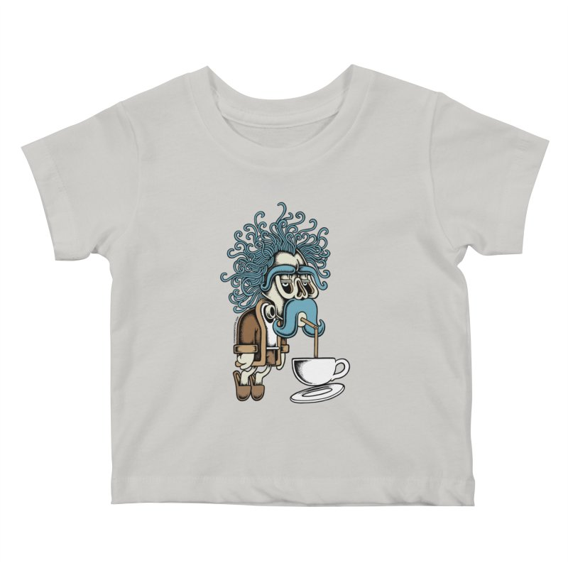 Monday Kids Baby T-Shirt by cphposter's Artist Shop