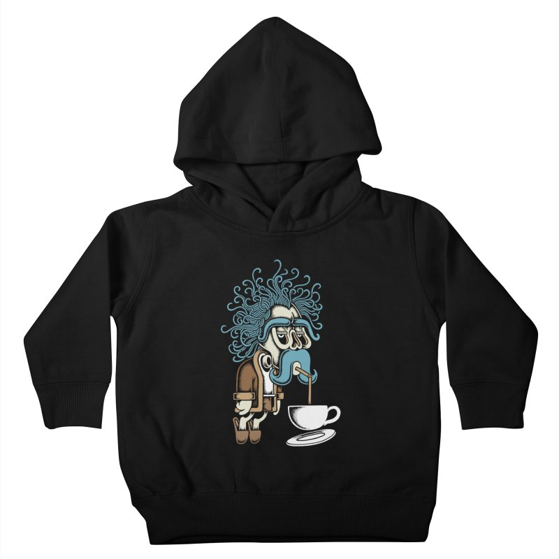 Monday Kids Toddler Pullover Hoody by cphposter's Artist Shop