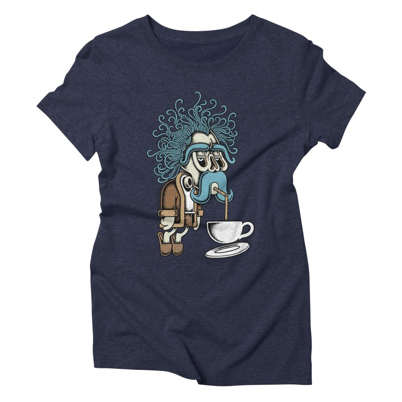 Monday Women's Triblend T-Shirt by cphposter's Artist Shop
