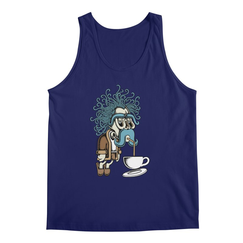 Monday Men's Tank by cphposter's Artist Shop