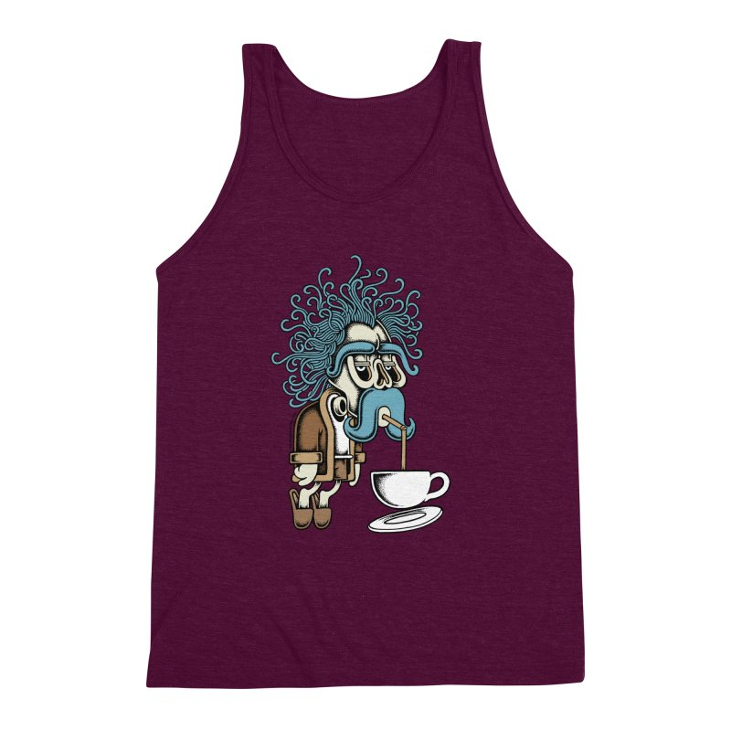 Monday Men's Triblend Tank by cphposter's Artist Shop