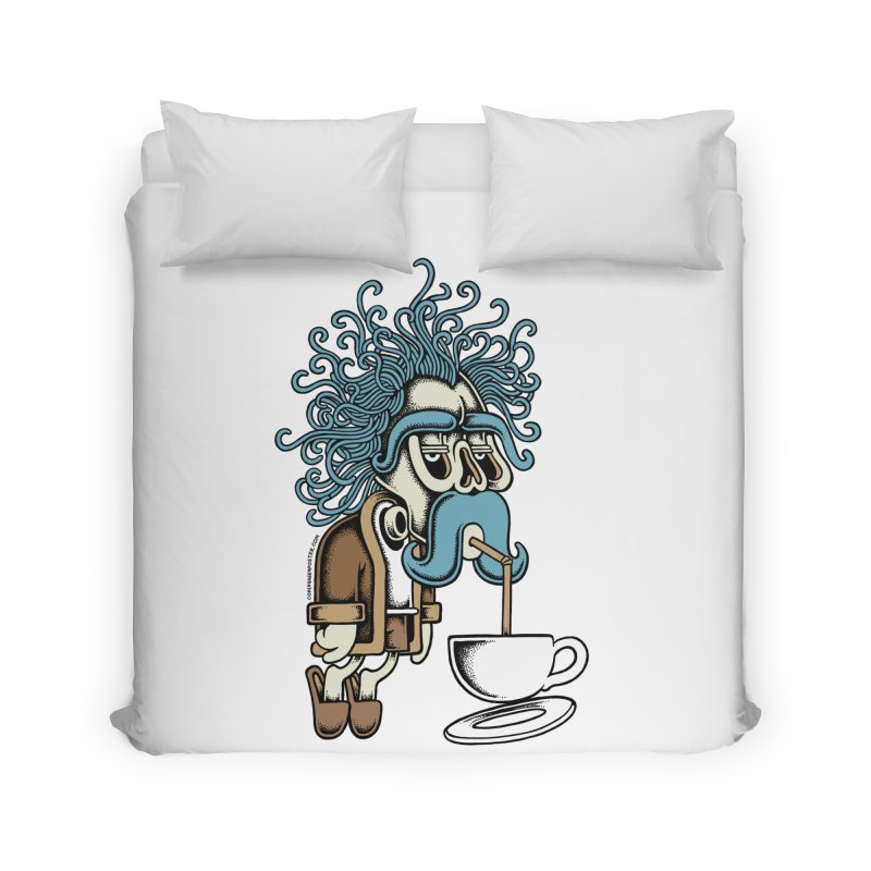 Monday Home Duvet by cphposter's Artist Shop