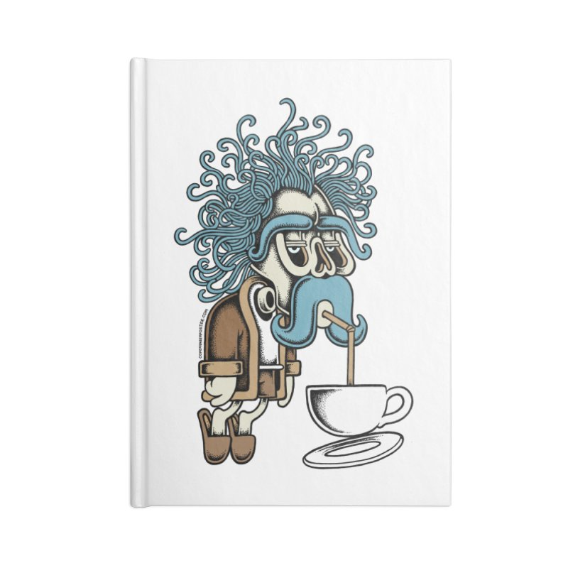 Monday Accessories Notebook by cphposter's Artist Shop