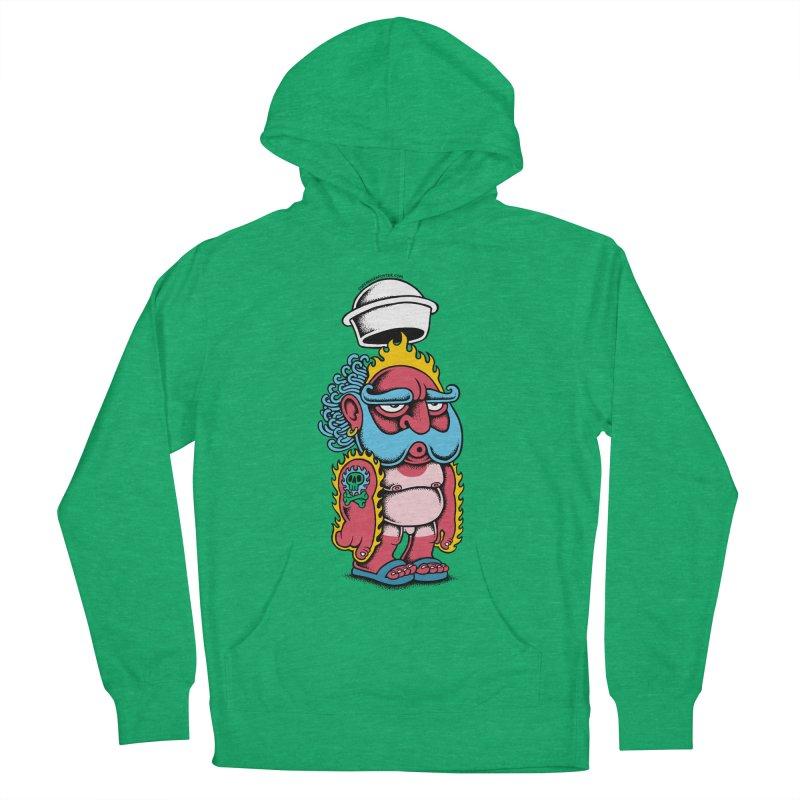 Sunburn Women's Pullover Hoody by cphposter's Artist Shop