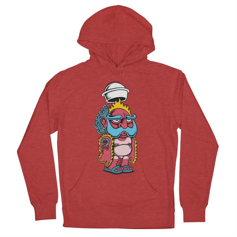 Sunburn Women's Pullover Hoody by cphposter's Artist Shop