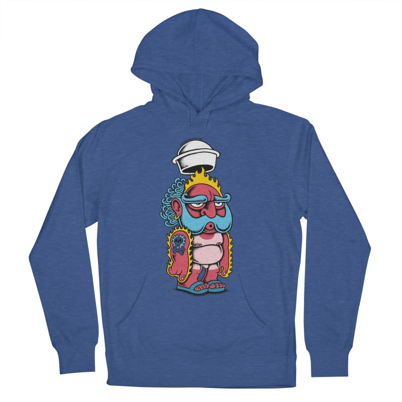 Sunburn Men's Pullover Hoody by cphposter's Artist Shop
