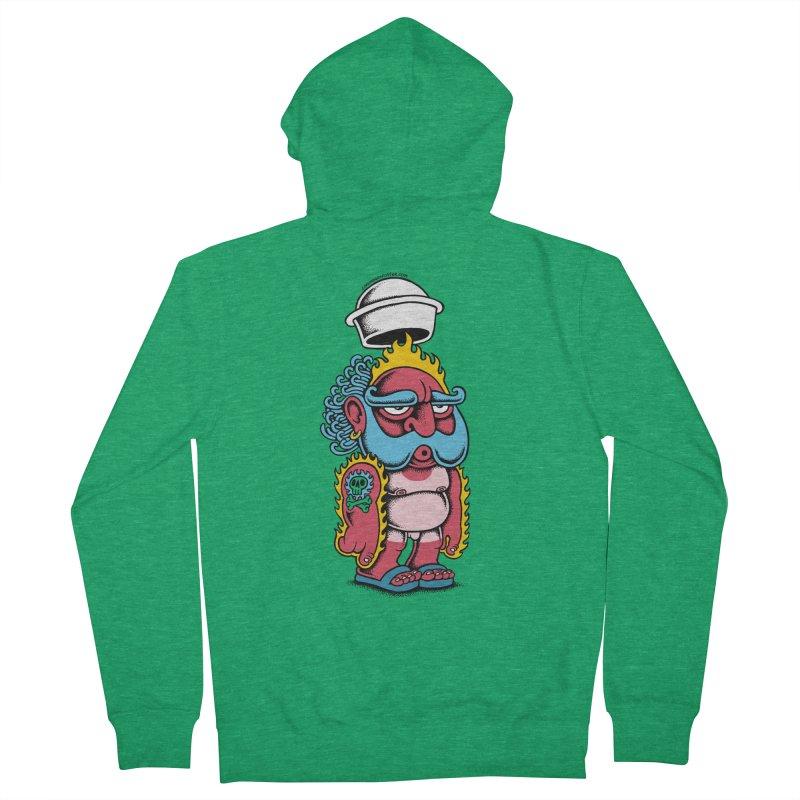 Sunburn Men's Zip-Up Hoody by cphposter's Artist Shop