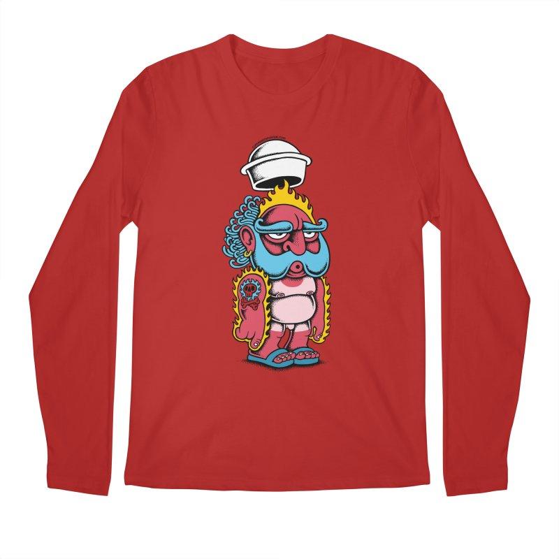 Sunburn Men's Longsleeve T-Shirt by cphposter's Artist Shop