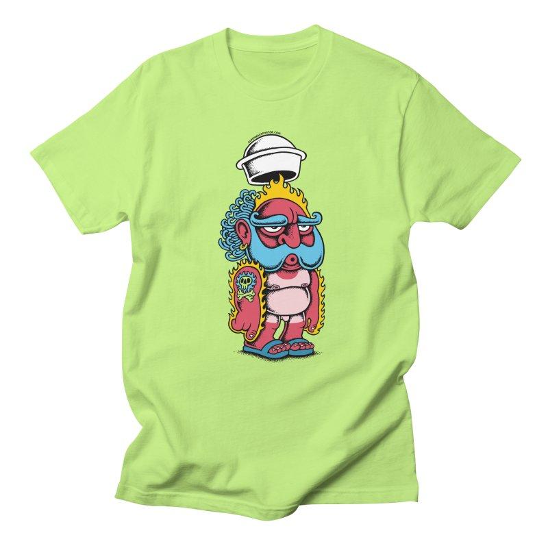 Sunburn Men's T-shirt by cphposter's Artist Shop