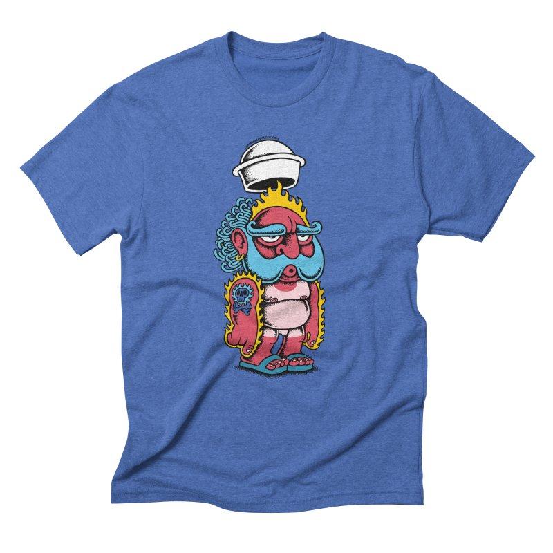 Sunburn Men's Triblend T-Shirt by cphposter's Artist Shop