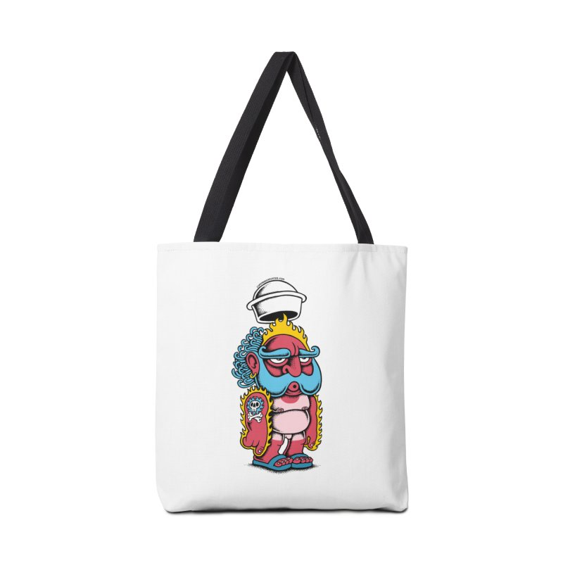 Sunburn Accessories Bag by cphposter's Artist Shop