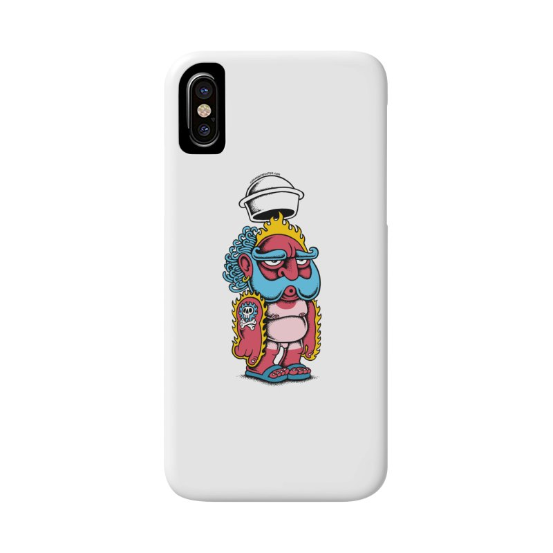 Sunburn Accessories Phone Case by cphposter's Artist Shop