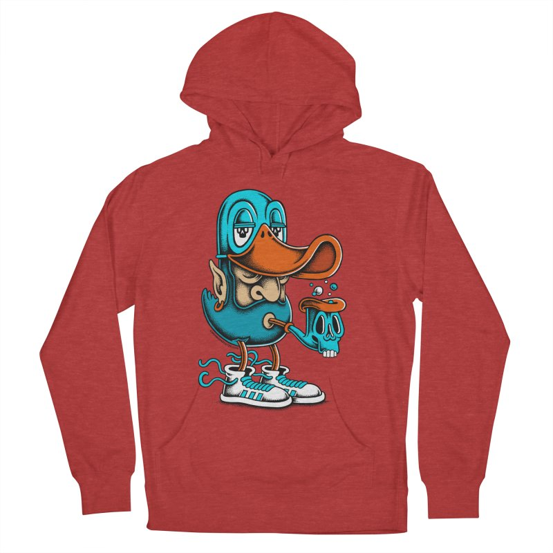 Duckface Men's Pullover Hoody by cphposter's Artist Shop