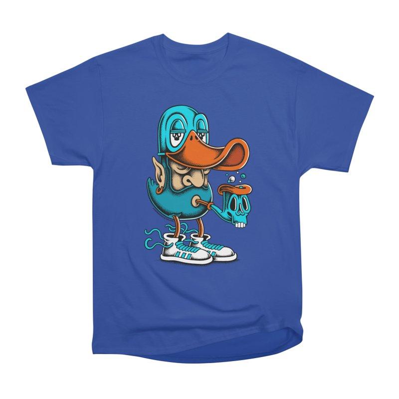 Duckface Men's Heavyweight T-Shirt by cphposter's Artist Shop