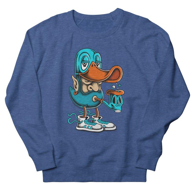 Duckface Men's Sweatshirt by cphposter's Artist Shop