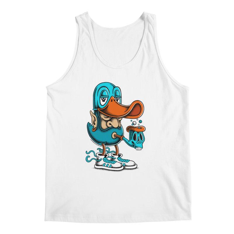 Duckface Men's Tank by cphposter's Artist Shop