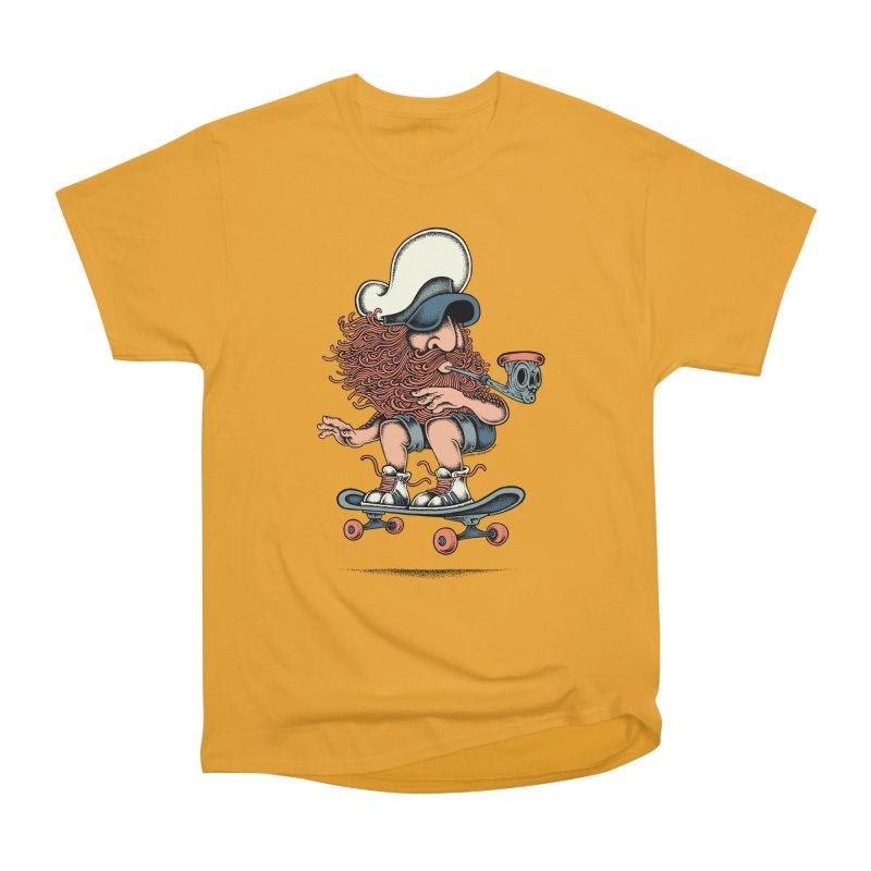 Skateboard Sailor Men's Classic T-Shirt by cphposter's Artist Shop