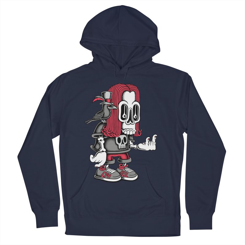 Heavy Metal Men's Pullover Hoody by cphposter's Artist Shop