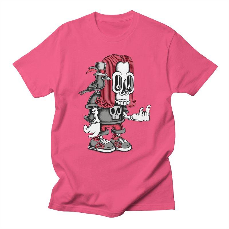 Heavy Metal Men's T-shirt by cphposter's Artist Shop