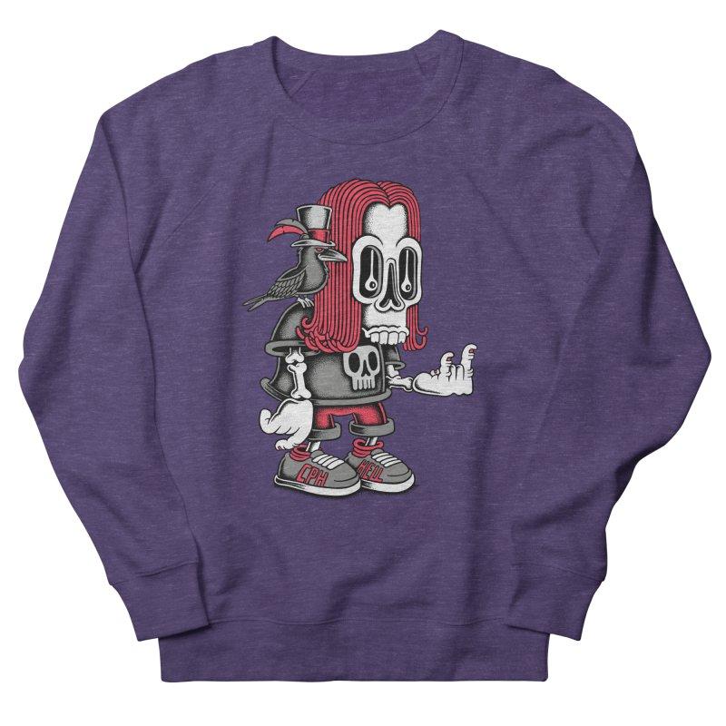 Heavy Metal Men's Sweatshirt by cphposter's Artist Shop