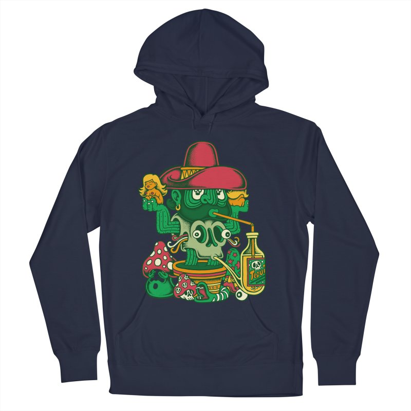 Mr. Cactus Women's Pullover Hoody by cphposter's Artist Shop