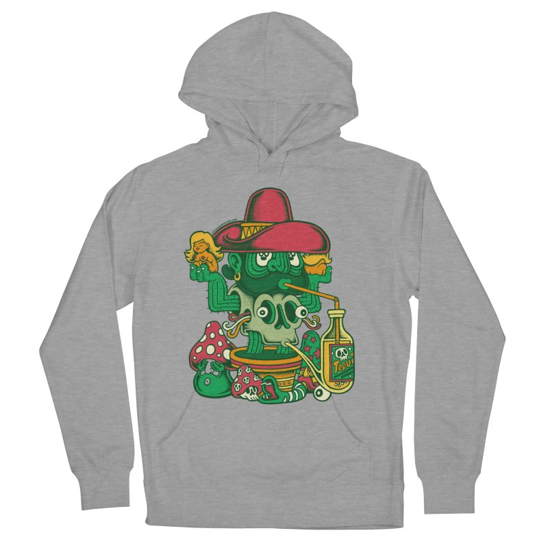 Mr. Cactus Men's Pullover Hoody by cphposter's Artist Shop