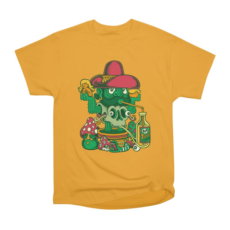 Mr. Cactus Men's Classic T-Shirt by cphposter's Artist Shop