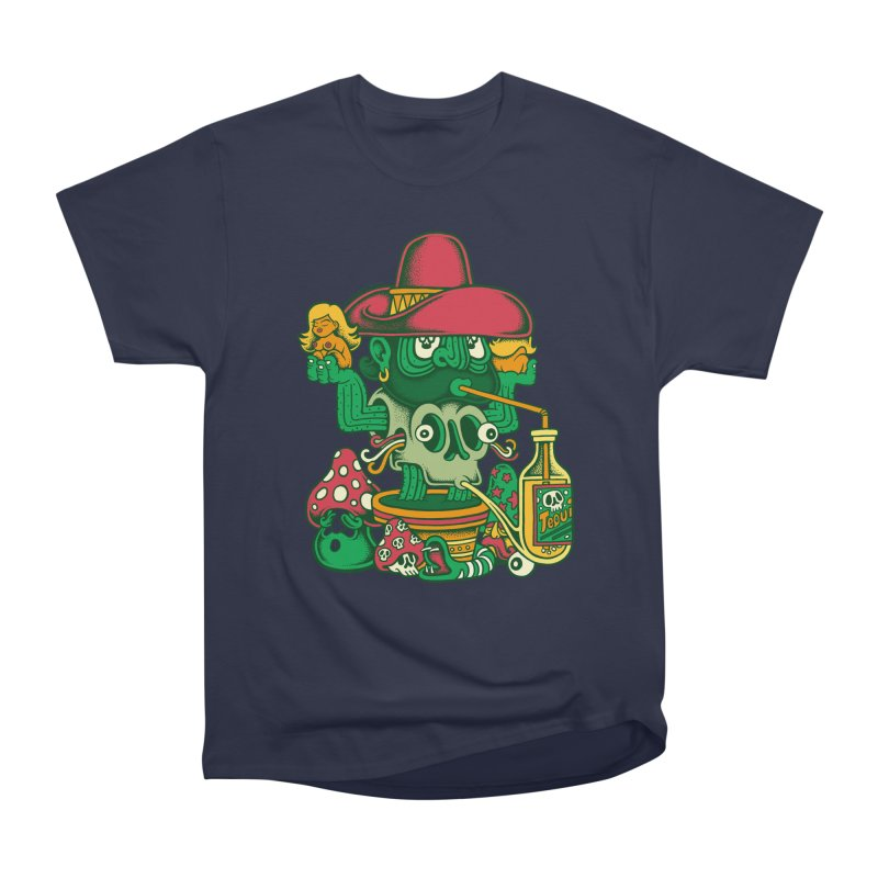 Mr. Cactus Women's Classic Unisex T-Shirt by cphposter's Artist Shop