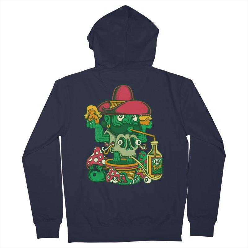 Mr. Cactus Women's Zip-Up Hoody by cphposter's Artist Shop