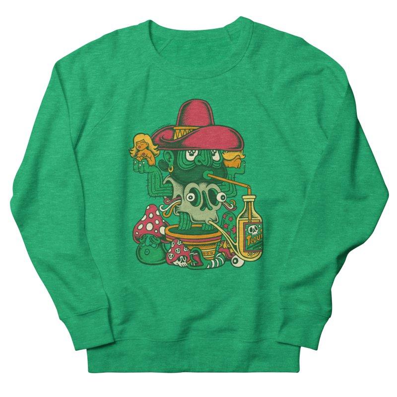 Mr. Cactus Women's Sweatshirt by cphposter's Artist Shop