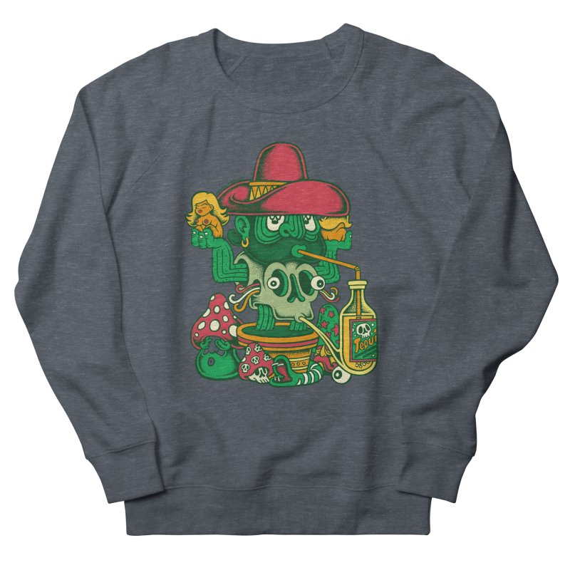 Mr. Cactus Women's Sweatshirt by cphposter's Artist Shop