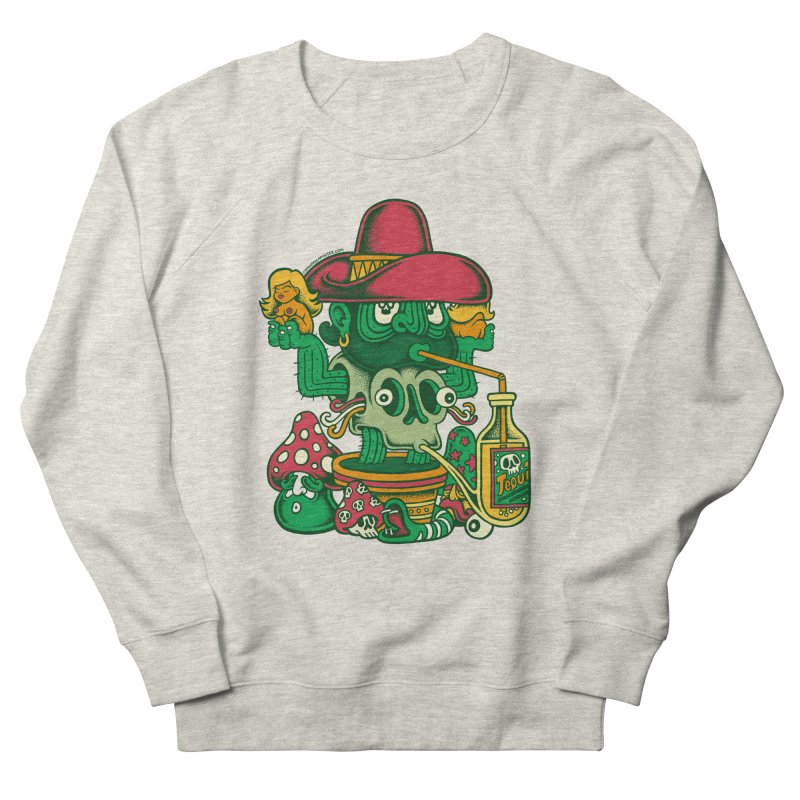 Mr. Cactus Men's Sweatshirt by cphposter's Artist Shop