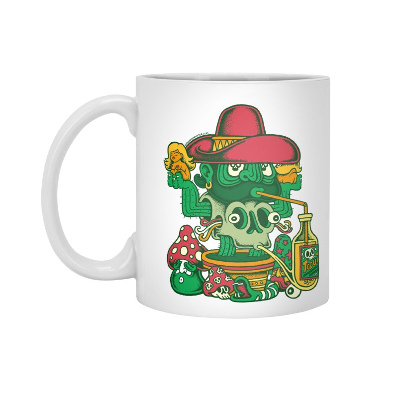 Mr. Cactus Accessories Mug by cphposter's Artist Shop