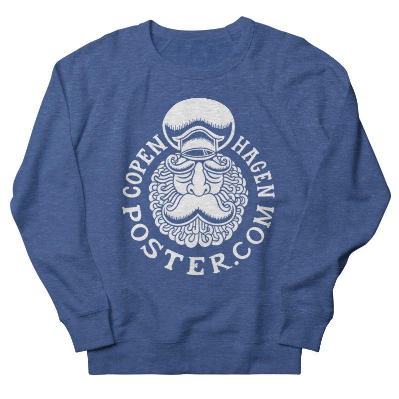 Copenhagen Poster Men's Sweatshirt by cphposter's Artist Shop