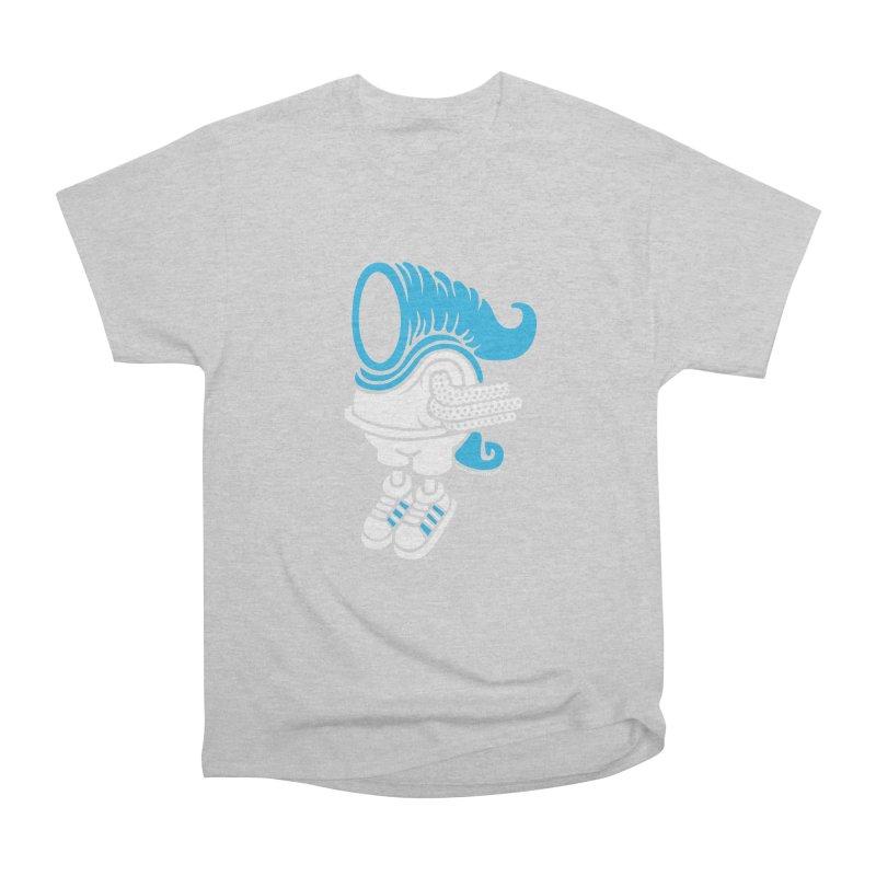 Hood Flyer Men's Heavyweight T-Shirt by cphposter's Artist Shop