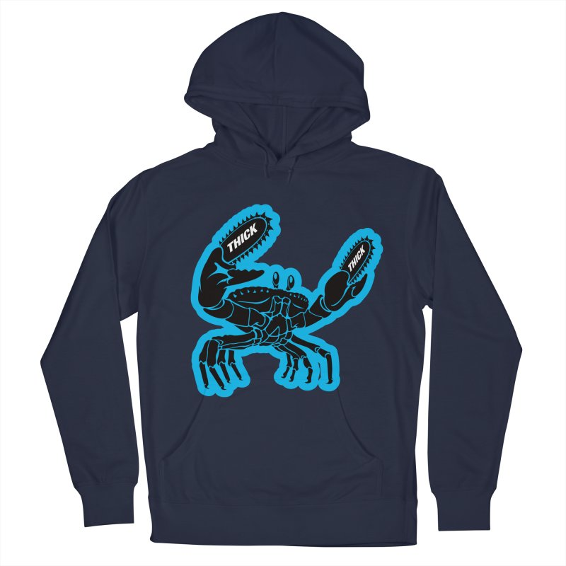 Crab On Acid Men's Pullover Hoody by Crab Saw Apparel