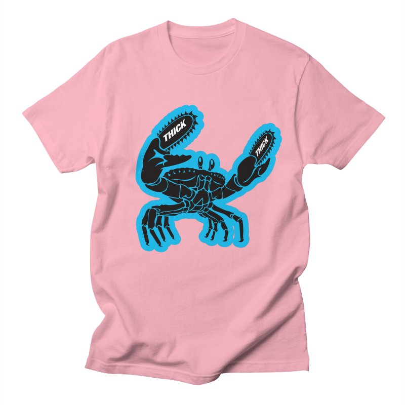 Crab On Acid Women's T-Shirt by Crab Saw Apparel