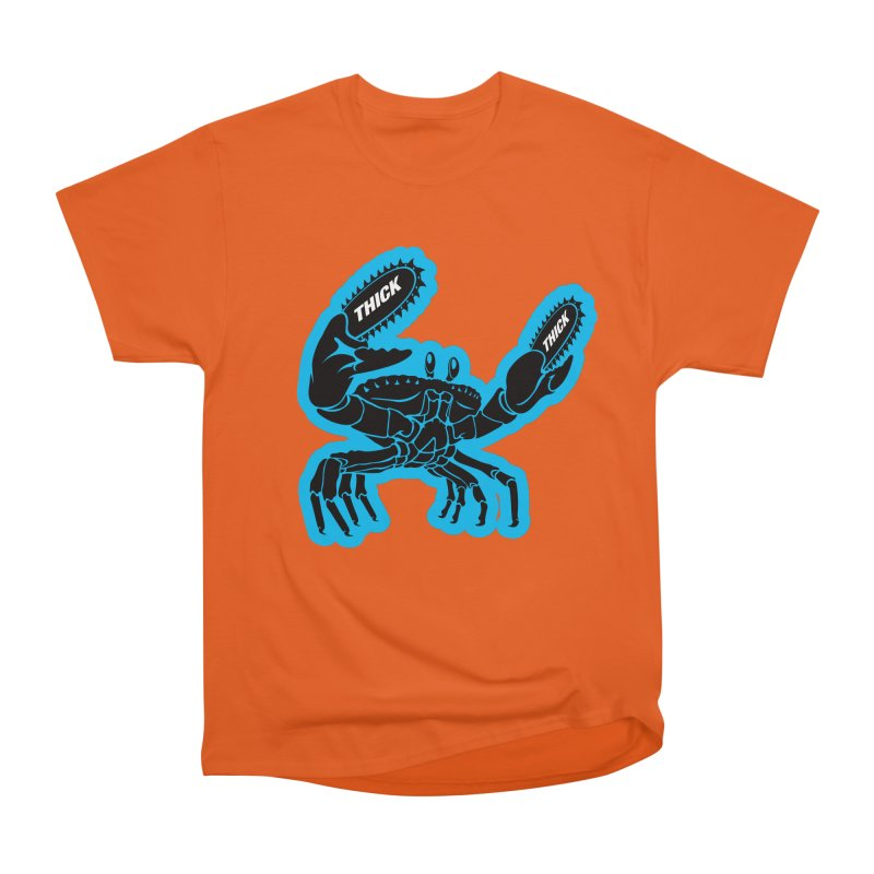 Crab On Acid Men's T-Shirt by Crab Saw Apparel