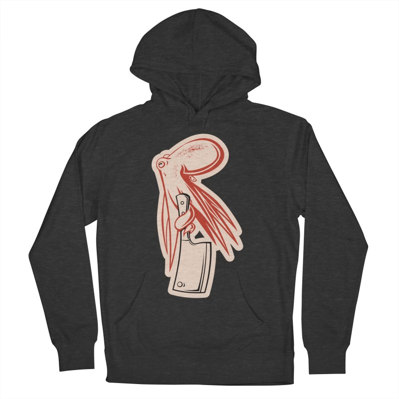 Chop Suey Men's French Terry Pullover Hoody by Crab Saw Apparel