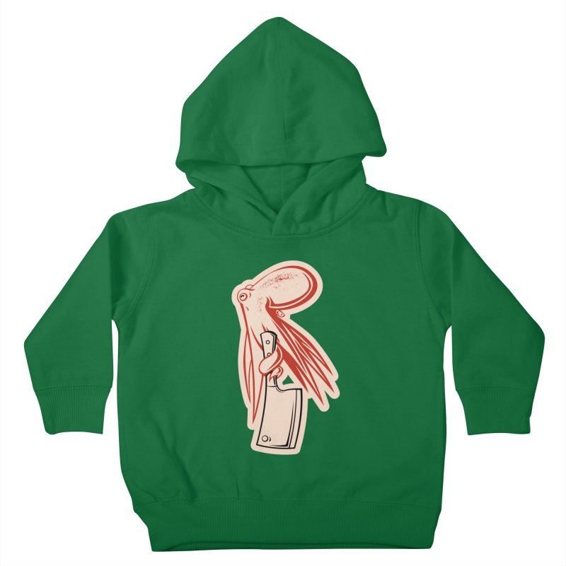 Chop Suey Kids Toddler Pullover Hoody by Crab Saw Apparel
