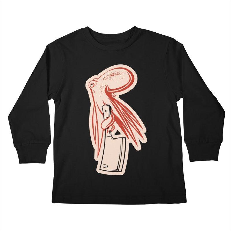 Chop Suey Kids Longsleeve T-Shirt by Crab Saw Apparel
