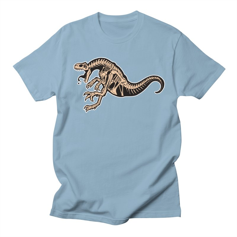 Allosaurus Women's Regular Unisex T-Shirt by Crab Saw Apparel