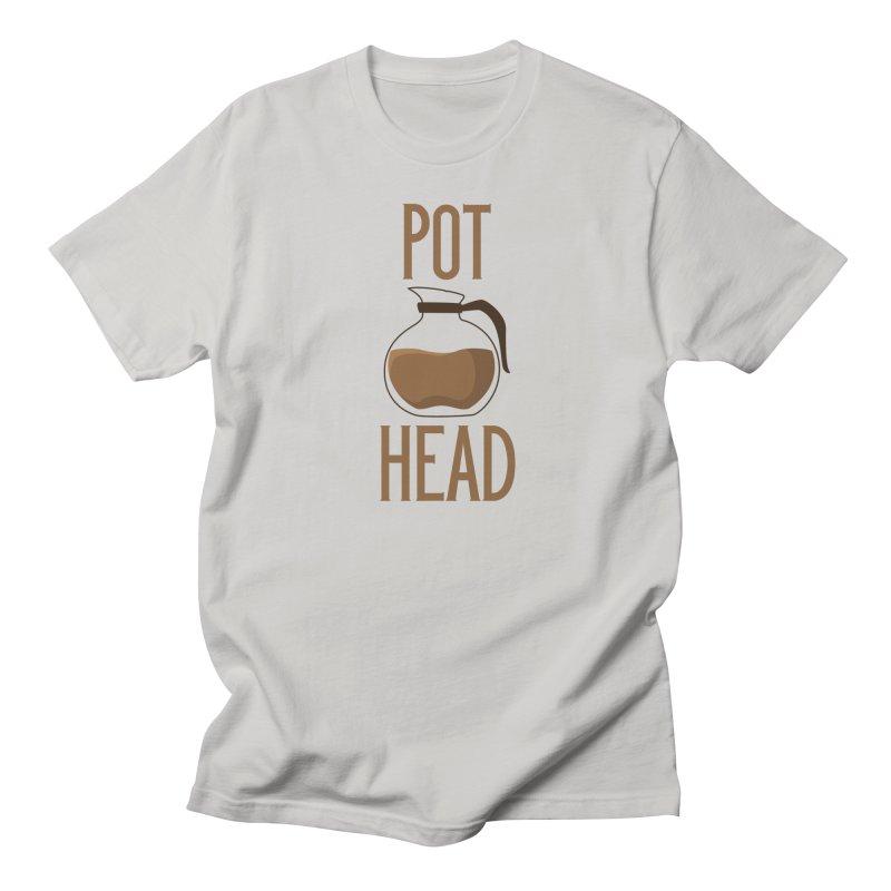 Pot Head Men's T-Shirt by Toxic Onion - A Popular Ventures Company